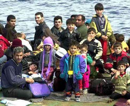 bambini immigrati a lampedusa 2491681