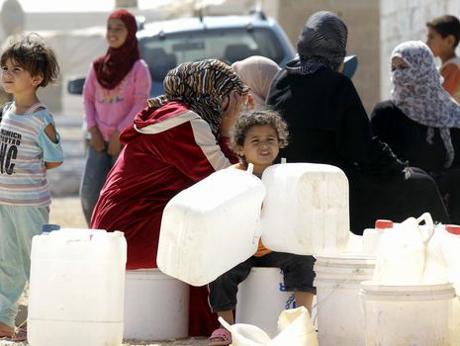 Siria, sono un milione i bambini rifugiati