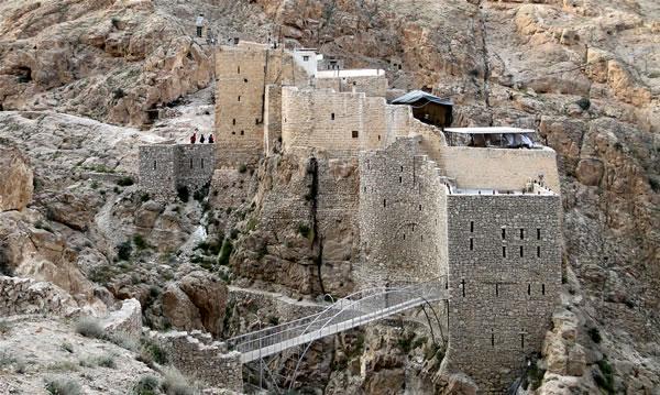 Nel monastero di Mar Musa digiuno per Dall'Oglio e la pace
